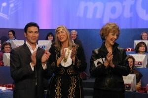Mario Frangoulis at MPT